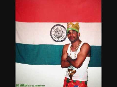 Vikram is the Mack - Desi Big Pimpin Remix