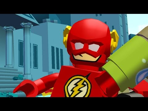 LEGO DC SUPER HEROES MIGHTY MICROS ✔ THE FLASH VS SUPER VILLAINS - Games For Kids - 동영상
