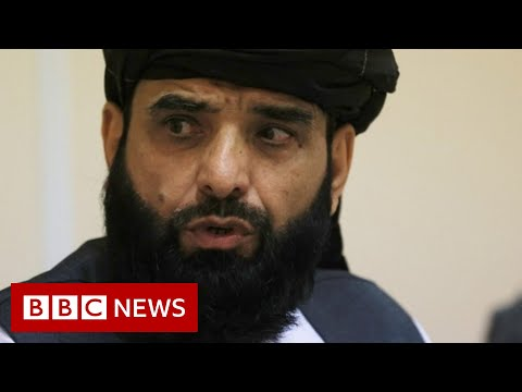 Taliban spokesman tells BBC 'no revenge' on Afghans - BBC News