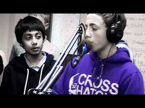 Urban Youths Live Performance! (Newport City Radio)