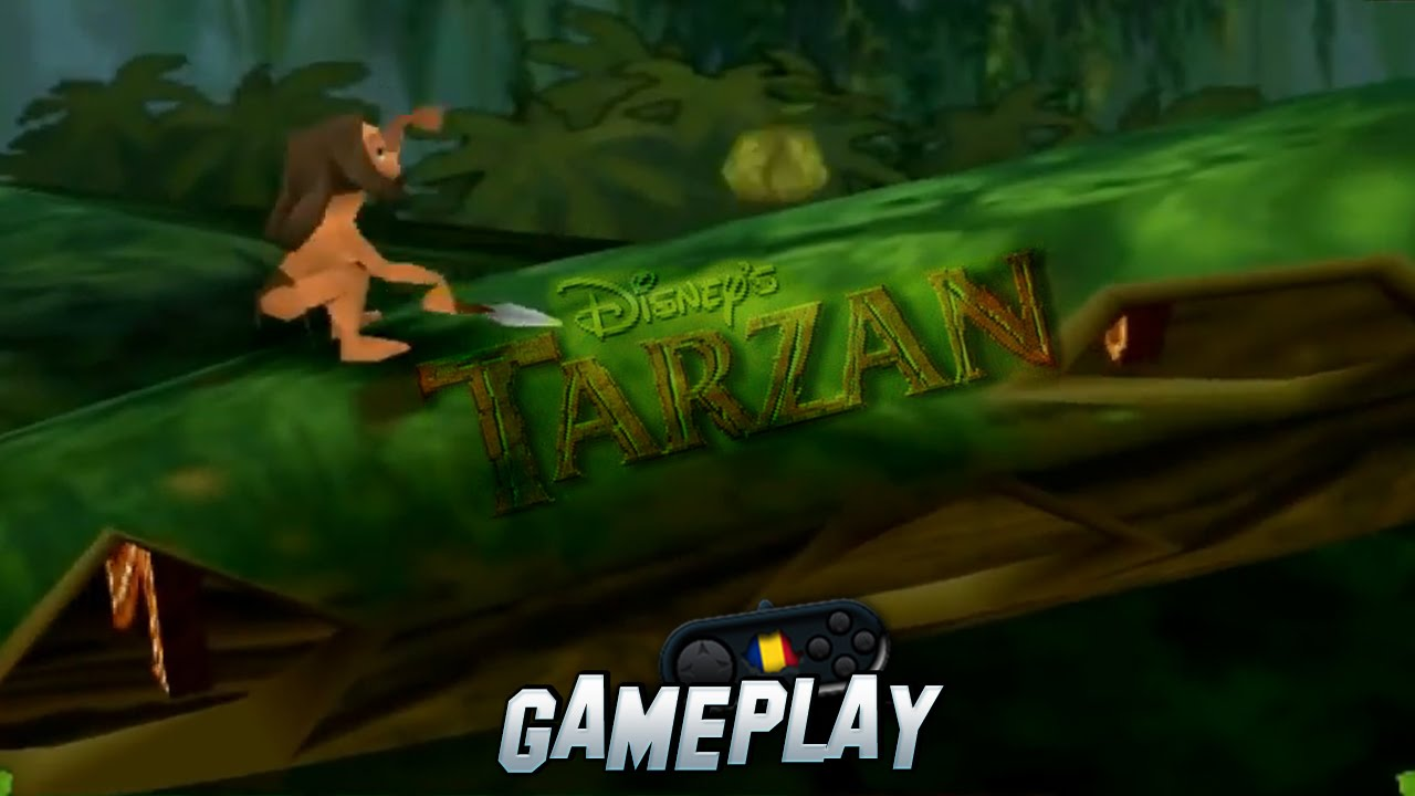 Tarzan PC Game Overview