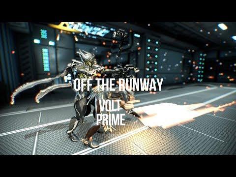 Warframe: Off The Runway - Volt Prime Revisited Part 1