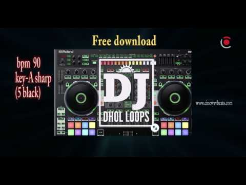 music loops free for songs (punjabi dhol loops)