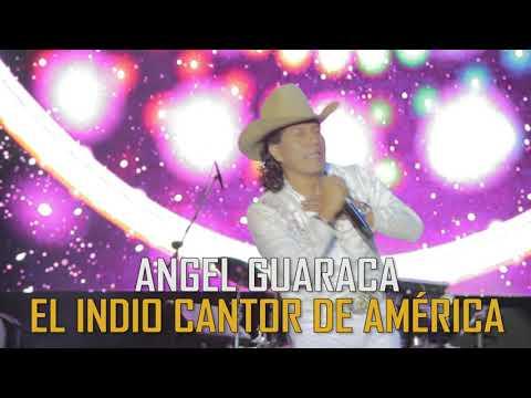 Angel Guaraca - No te vayas en Concierto