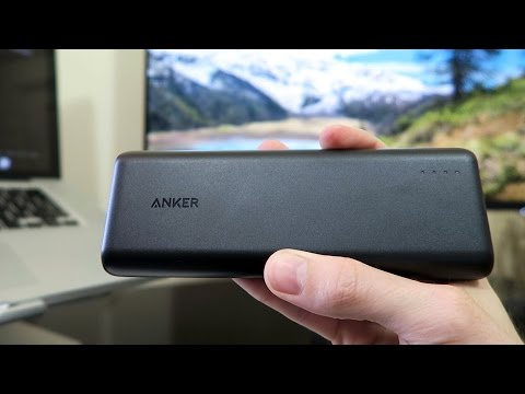Best Anker Power Bank Review 2018 - PowerCore 26800, 20100