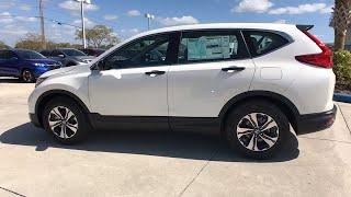 2018 Honda CR-V Winter Haven, Lakeland, Wesley Chapel, Tampa, Brandon, FL 18H622 thumbnail