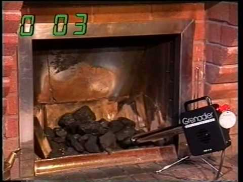 The Grenadier Electric Firelighter