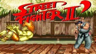 Street Fighter Ii Champion Edition Juega Gratis Online En Minijuegos