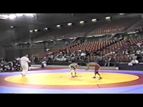 1994 World Cup: 52 kg Selwyn Tam (CAN) vs. Koji Yamaguchi (JPN)
