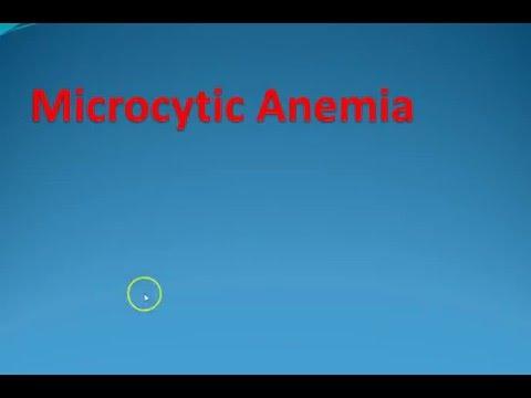 Hematology 1 Microcytoc Anemia