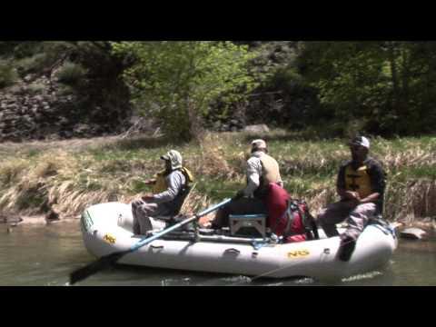 Gunnison Gorge Float Fishing