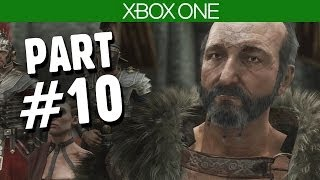 Ryse Son of Rome Walkthrough Part 10 - Chapter 5: BOSS Minotaur Chief Glott (Xbox One 1080p)