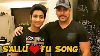 Salman Khan LIKES Akash Thosar's New Song From Marathi Movie FU | Mahesh Manjrekar