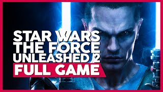 Star Wars: The Force Unleashed 2 | Full Playthrough (PC | 1080p | No Commentary)