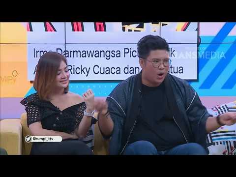 RUMPI - Irma Darmawangsa Merasa Tidak Pernah Dikenalkan Ke Orang Tua Ricky Cuaca(30/7/18) Part2