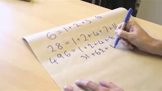 Совершенные числа и числа Мерсенна - Numberphile [rus]
