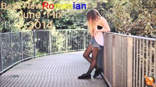 Best New Romanian Music June Mix 2014