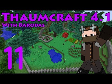 Thaumcraft 4.1 - 11 - Wand Focus Fire