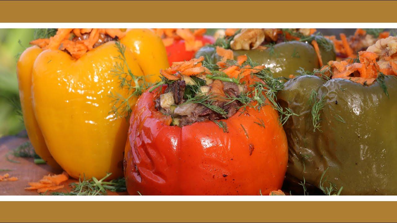 Super tasty Stuffed Paprika 🔥🌶️😍 الفليفلة المحشية بطريقة لذيذة و سهلة