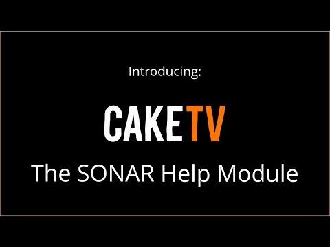 Introducing the SONAR Help Module