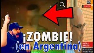 Primer caso REAL DE ZOMBIE EN ARGENTINA *virus del ciervo zombie* sale en las noticias |Hyper Halcon