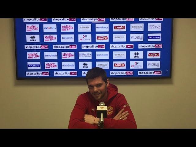 #SuperLega, Zhukouski in conferenza stampa: