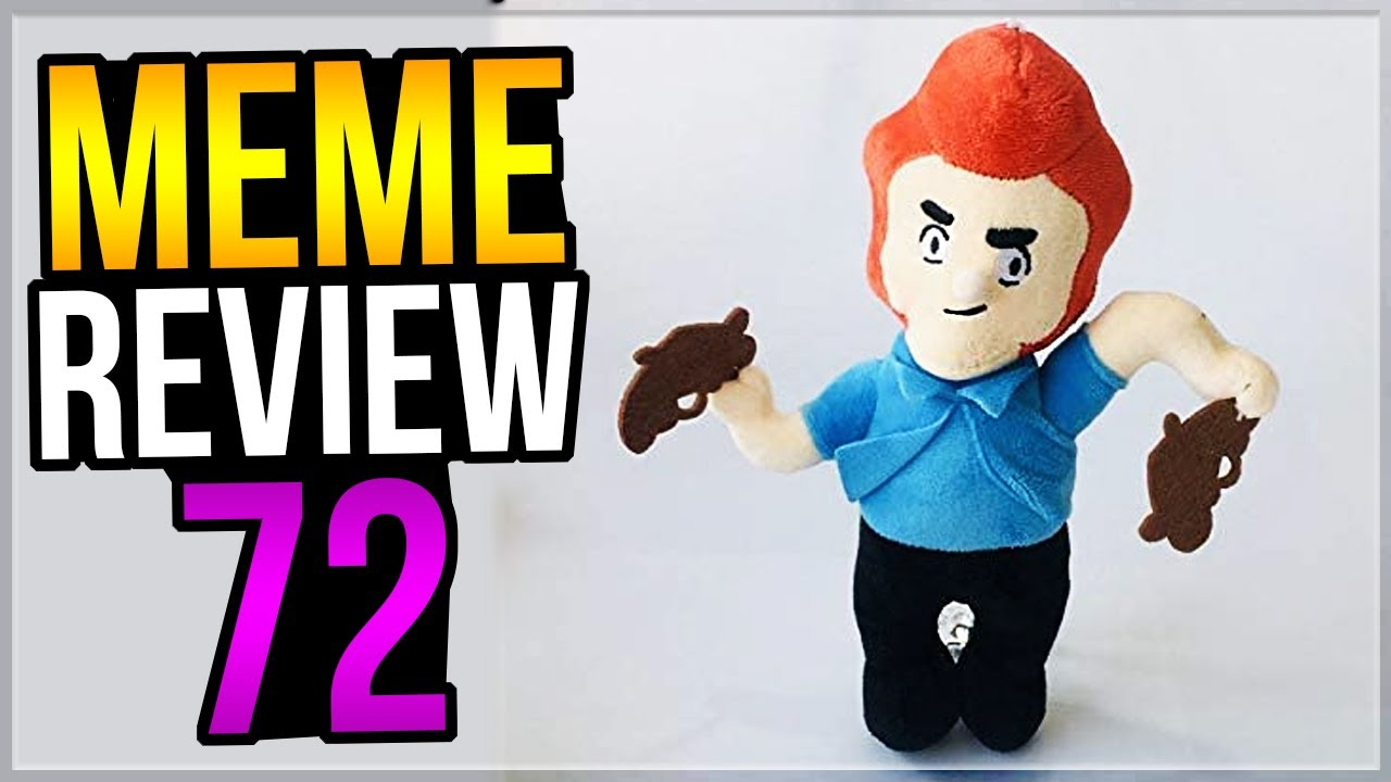 Would YOU Buy These Plushies?! Brawl Stars Meme Review #72