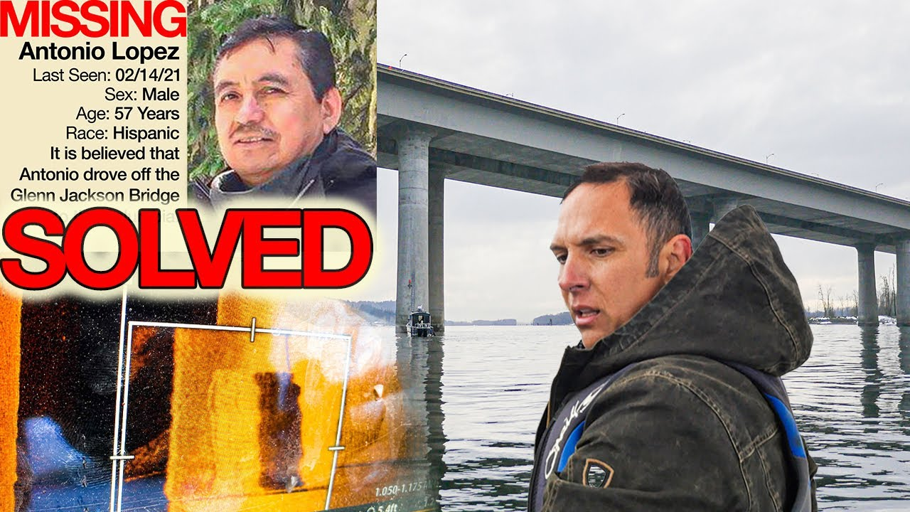 SOLVED 3-Day-Old Missing Person Case.. (Antonio Amaro-Lopez)