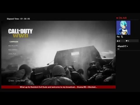 Call Of Duty World War 2 & Smoking
