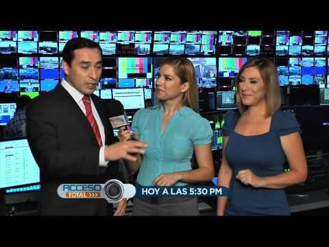 Noticiero Telemundo 52 a las 5:30pm
