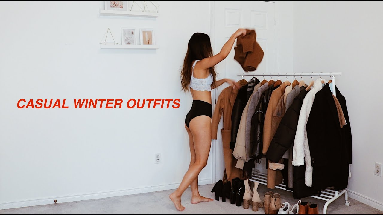 [VIDEO] - CASUAL WINTER OUTFIT IDEAS 8