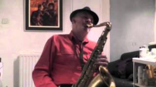Indian Summer on Tenor Sax