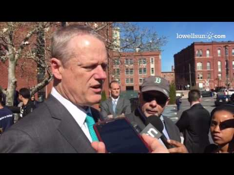 Gov. Baker on Kinder Morgan decision to suspend pipeline: they believe we will pursue other energy a