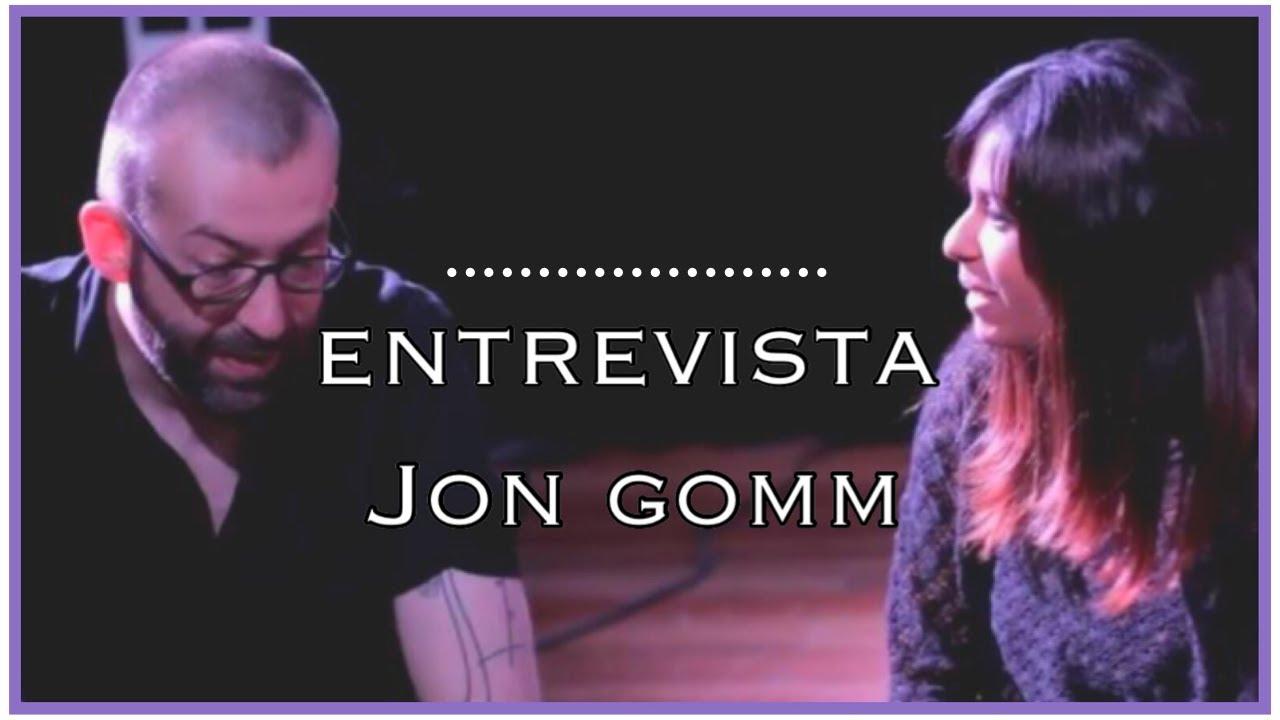 Entrevista com Jon Gomm - Arquivo Ensaio