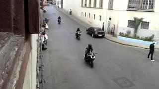 فيديو تصويرى من مشهد لفيلم Mission impossible 5 الجديد