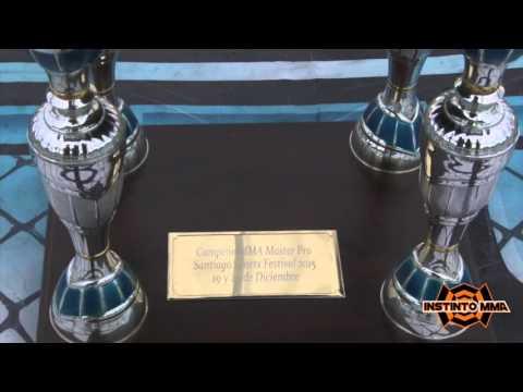 MMA: Pelea de Norambuena vs. Rendic en Santiago Sports Festival