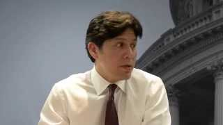 Kevin de León not ready to support U.S. Senate candidate