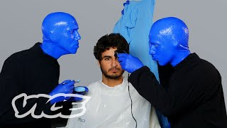 I Became a Member of the Blue Man Group for a Day