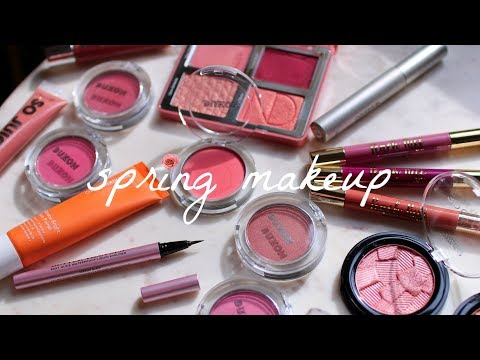 THE BEST NEW MAKEUP RELEASES! SPRING 2019 MUST HAVES