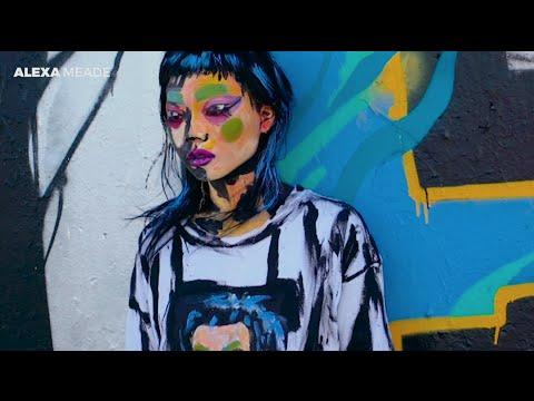 Alexa Meade - Living Paintings: Artist Reel