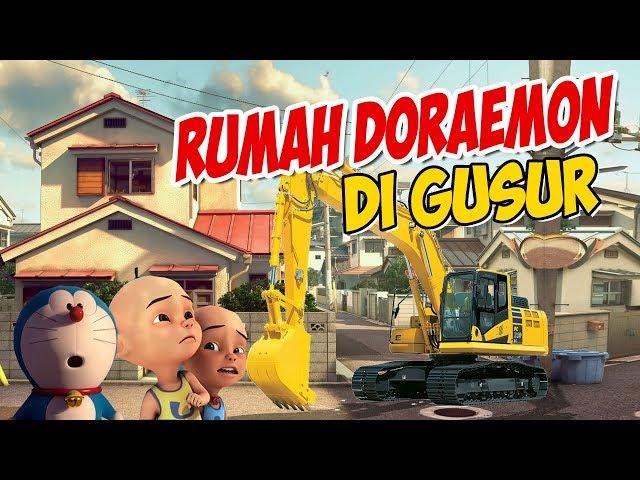 Rumah Doraemon digusur , Upin ipin sedih GTA Lucu