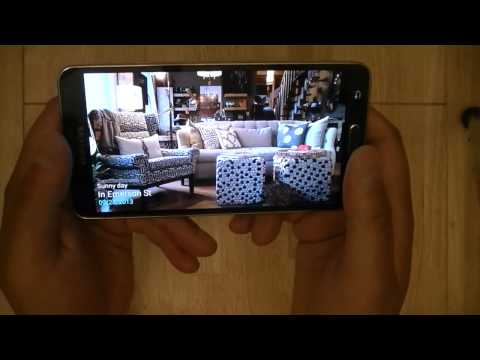 Samsung Galaxy Note 3 Review: Camera Features