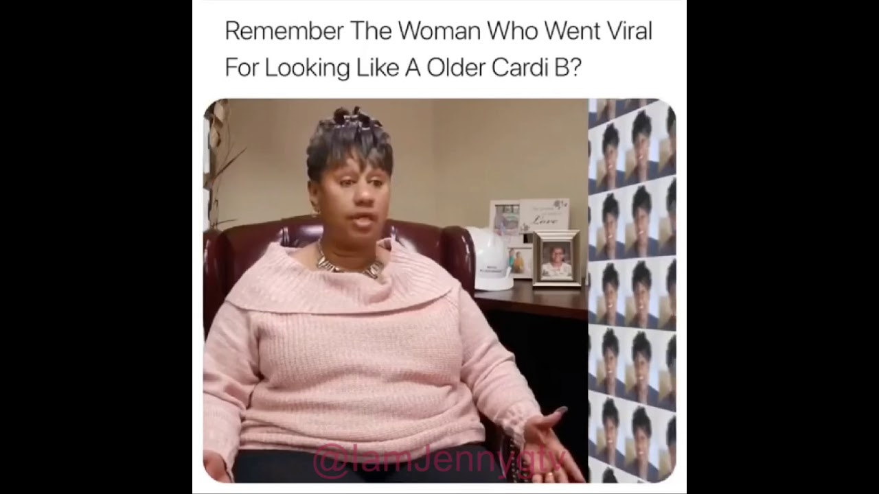 Cardi B Look Alike: Remember Woman Who Looks Like Older Cardi B