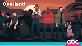GDC Plays Overland with Finji co-founder Adam Saltsman