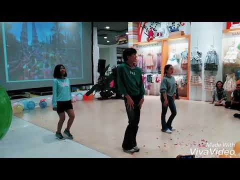 AGNEZ MO  feat timbaland and TI ( coke bottle) dance cover Hut METRO gandaria city