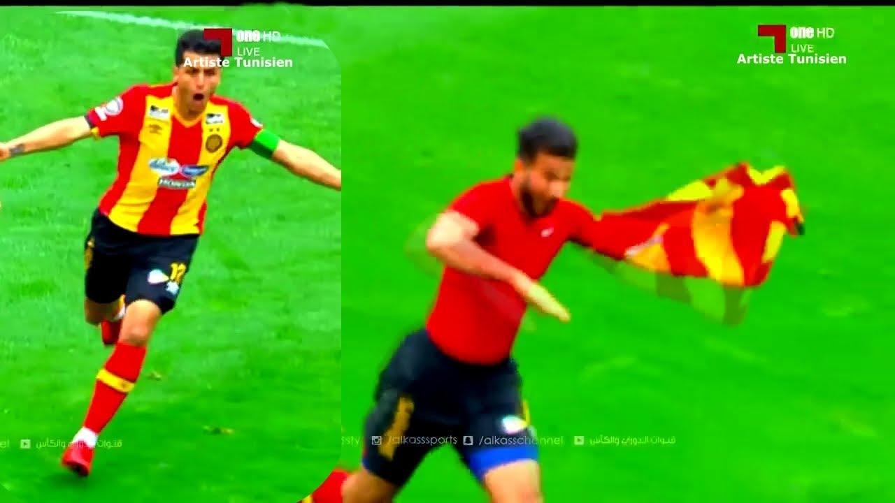 Espérance Sportive De Tunis Vs Etoile Sportive Du Sahel 3 2 Buts Du Match 15 02 2018 Est Vs Ess