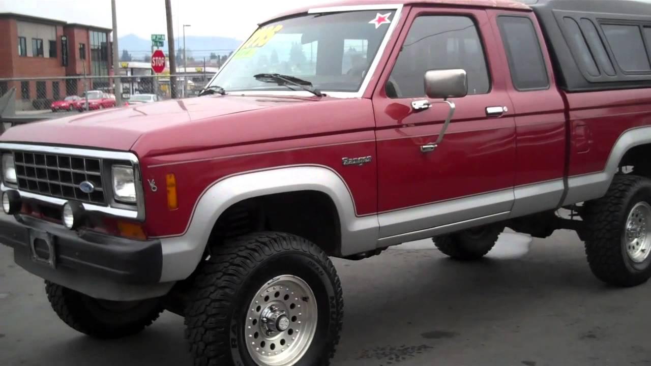 1986 ford ranger sold youtube