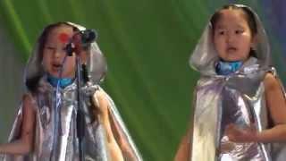 """Гала-концерт конкурса песни """"Ыллыыр о5о саас - 2012"""". 1 часть."""