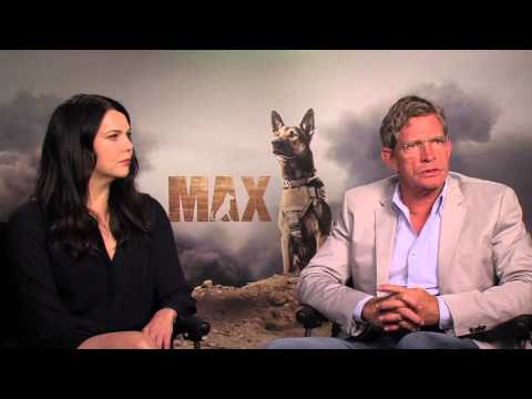 Max: Thomas Haden Church & Lauren Graham Official Movie Interview