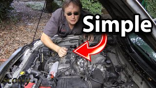 Simple Car  Maintenance Prevents Expensive Repairs